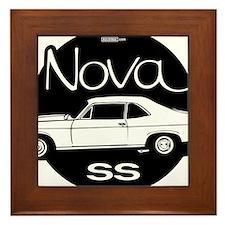 chevrolet-nova-01b Framed Tile