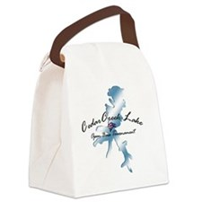 cclobt Canvas Lunch Bag