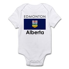Edmonton Alberta Infant Bodysuit