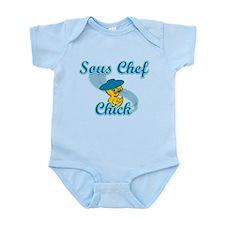 Sous Chef Chick #3 Infant Bodysuit