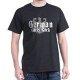 German Girls Rock T-Shirt
