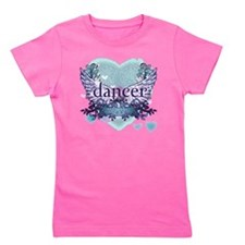 Dancer Forever by Danceshirts.com Girl's Tee