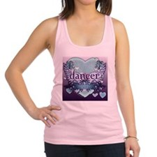 Dancer Forever by DanceShirts.c Racerback Tank Top