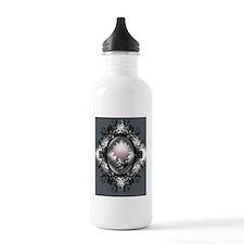 hand-silver2 Water Bottle