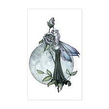 Midnight Rose Fairy Fantasy Ar Decal