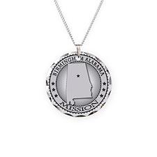 Birmingham Alabama LDS Missi Necklace Circle Charm