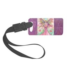 2012 wildflower cafe press Luggage Tag