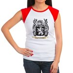 Girl & Democrat Women's Cap Sleeve T-Shirt