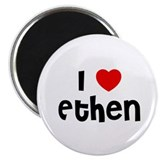 "I * Ethen 2.25"" Magnet (10 pack)"