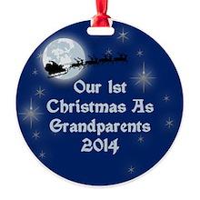 Grandparents Ornament