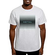 Metal square T-Shirt