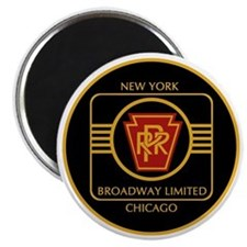 Pennsylvania Railroad, Broadway limited Magnet