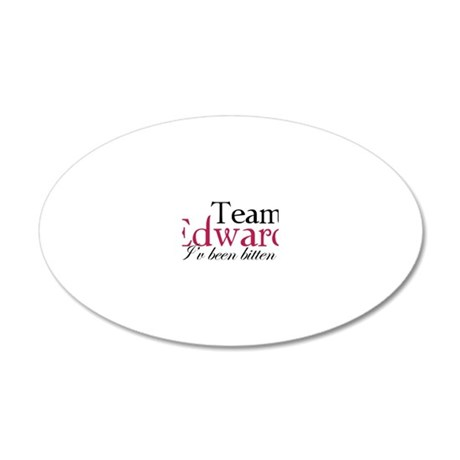 BREAKING DAWN49 20x12 Oval Wall Decal