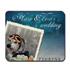 hvwedding_square Mousepad