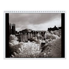 Ethereal Scotland Wall Calendar