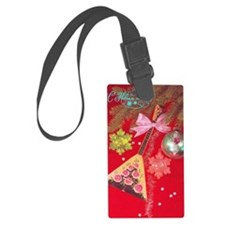 greeting_cards_5.5x5.7_front_006 Luggage Tag