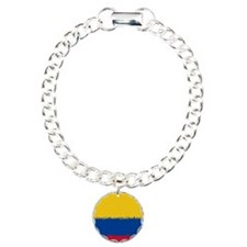 Colombian Flag 460 Bracelet