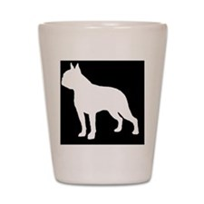 bostonterrierlp Shot Glass
