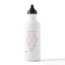 Bajino_Poster16x20 Water Bottle