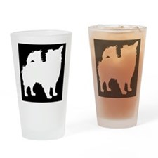 chihuahuaroughlp Drinking Glass