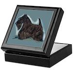 Scottish Terrier - Scotty Dog Keepsake Box