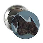 Scottish Terrier - Scotty Dog Button