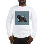 Scottish Terrier - Scotty Dog Long Sleeve T-Shirt