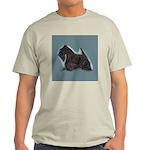 Scottish Terrier - Scotty Dog Light T-Shirt