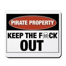 pirateproperty Mousepad