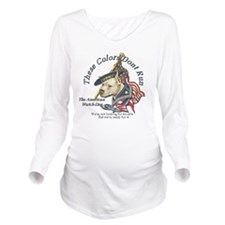 watchdog Long Sleeve Maternity T-Shirt