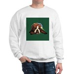 Brindle English Bulldog Sweatshirt