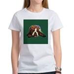 Brindle English Bulldog Women's T-Shirt