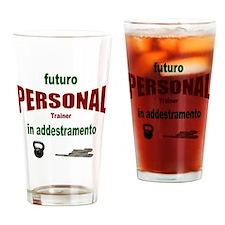 futuro personal.gif Drinking Glass