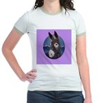 Donkey - Jack Ass Jr. Ringer T-Shirt