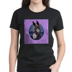 Donkey - Jack Ass Women's Dark T-Shirt