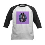 Donkey - Jack Ass Kids Baseball Jersey