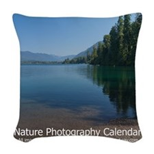 01_lakequinault Woven Throw Pillow