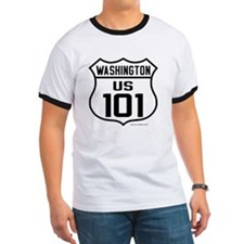 US Highway - Washington 101 - T
