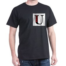 UTube Hot Red Style 2 T-Shirt