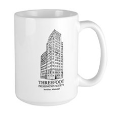 Threefoot Illustration Mugs