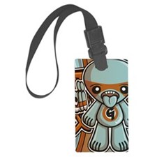 GreedyJournalKanji Luggage Tag