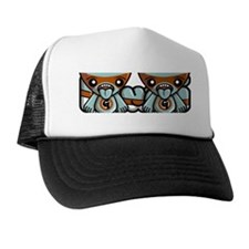 GreedyMugMascot Trucker Hat