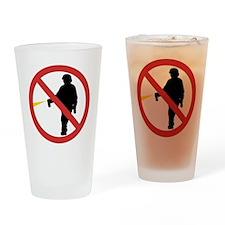 NPSround10 Drinking Glass