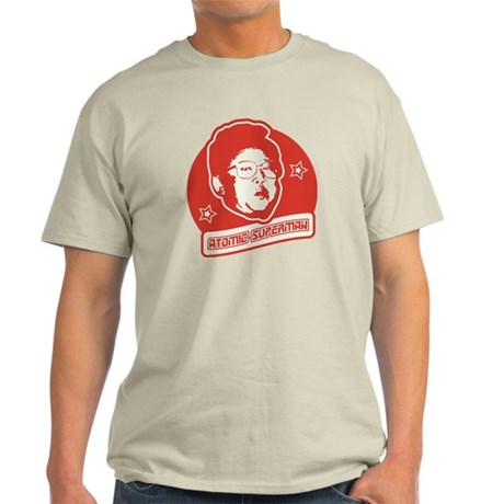 Crazy Kim Jong Light T-Shirt