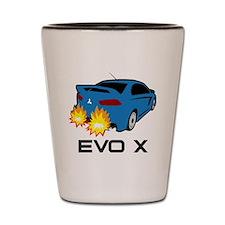 Evo X Shot Glass