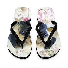 Pug Flip Flops