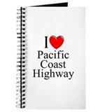 I Love Pacific Coast Highway Journal