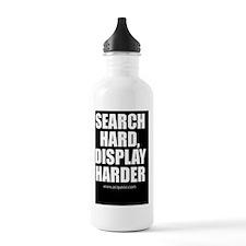 mouspad_searchhard Water Bottle