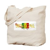 SENEGAL Tote Bag