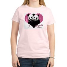 I Love Panda Bears T-Shirt